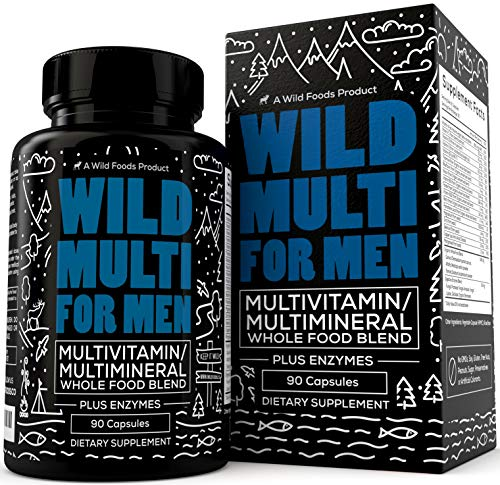 Wild Organic Multivitamin for Men