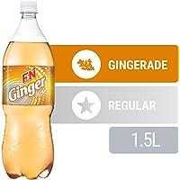 F&N Sparkling Flavoured Drink, Ginger Ale, 1.5L