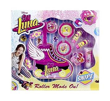 Soy Luna - Set de maquillaje (Markwins 9620710): Amazon.es: Juguetes y juegos