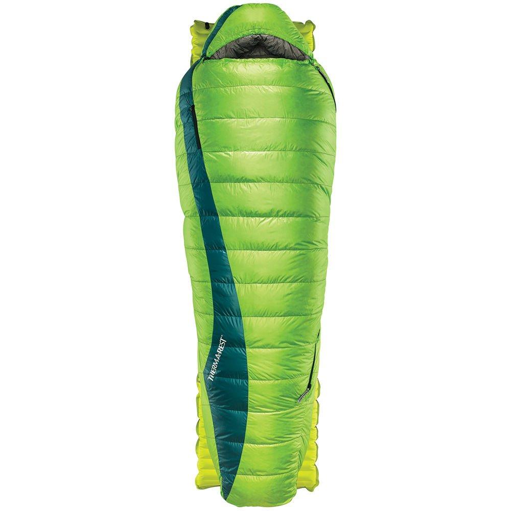 Therm - a - Rest Questar HD 20 Sleepingバッグ、ロング B077Y61CVD  GEMINI GREEN Large
