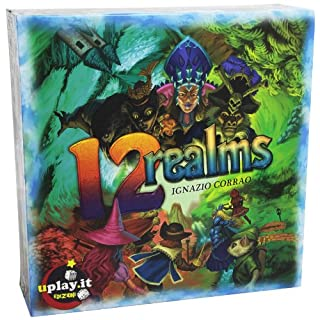Ninja Division 12 Realms Board Game