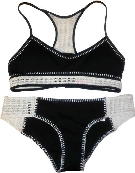 Amazon.com: Victoria s Secret 2 piezas traje de baño bikini ...