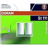 Osram Long-Life Pack De Cebadores, 80 W, Gris