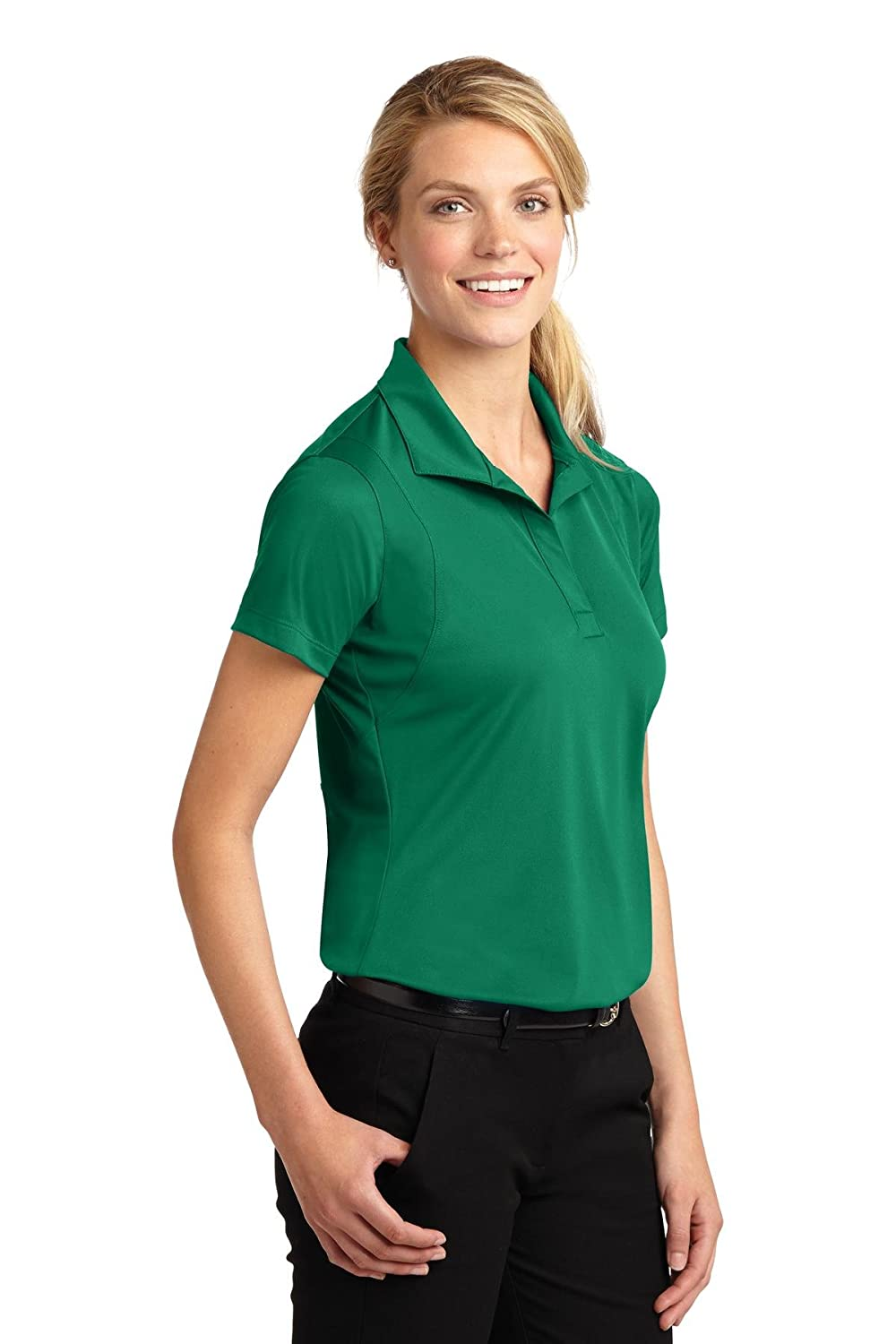Amazon Sport Tek Womens Micropique Sport Wick Polo Sports