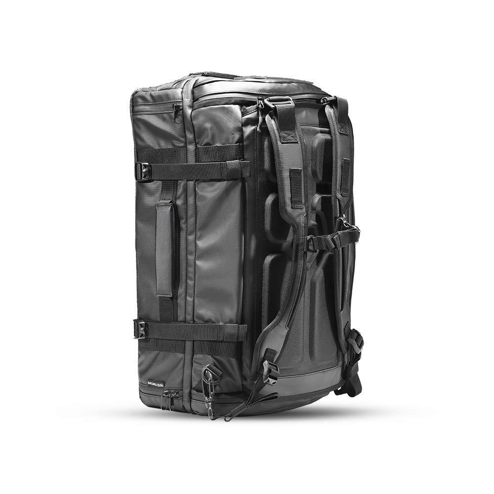 7217f3e342d2 Amazon.com  WANDRD Hexad Access 45L Duffel Bag - Travel Duffel Bag with  Multiple Compartments for Organization  Sports   Outdoors