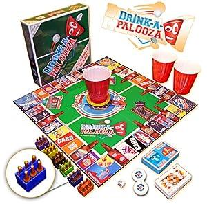 DRINK-A-PALOOZA trinken Spiele für Erwachsene, die besten Erwachsenen...
