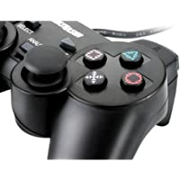 Joypad Multilaser c/ Dual Shock JS10210 p/ PC