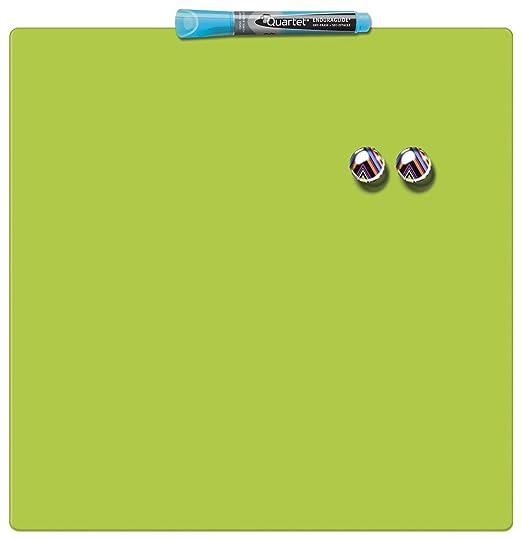 222 opinioni per Nobo Quartet Pannello Magnetico, 360 x 360 mm, Verde