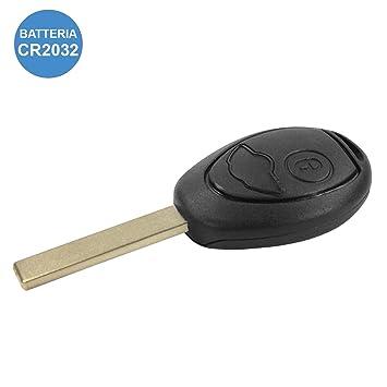 Chiavit - Carcasa de repuesto para llave con mando a ...