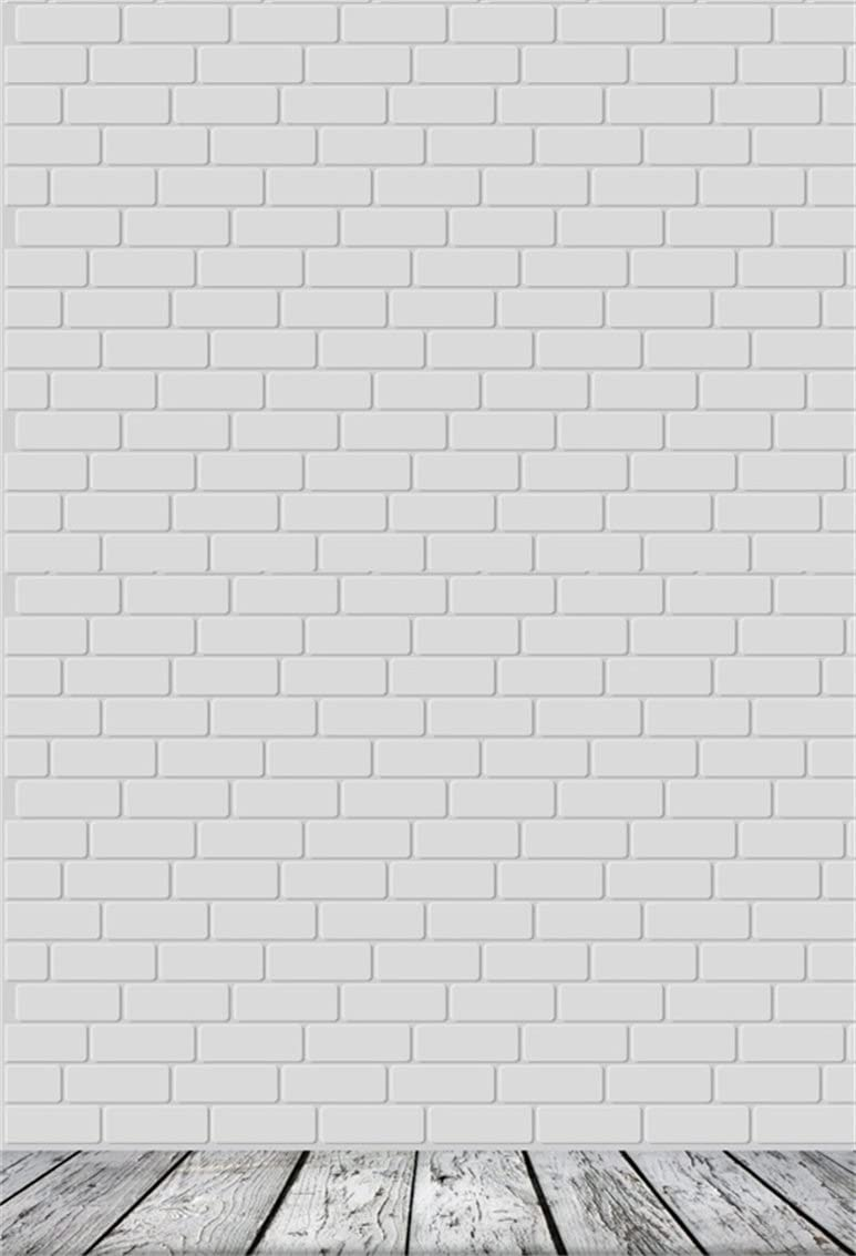 Amazon.com : CSFOTO 3x5ft Background for White Brick Wall Texture  Photography Backdrop White Architecture City Construction Building Abstract  Aged Brickwork Farmhouse Town Photo Studio Props Polyester Wallpaper :  Camera & Photo