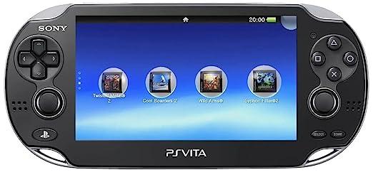 Amazon Com Playstation Vita Wifi Video Games