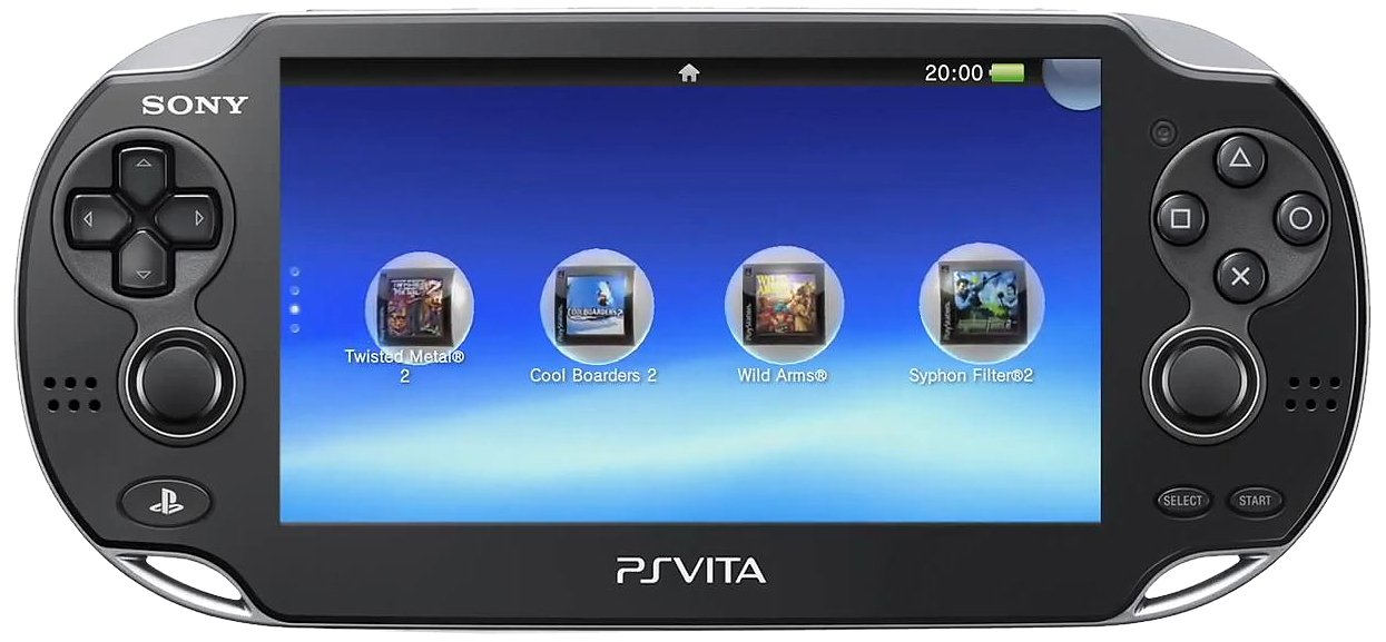 PlayStation Vita - Wifi by Sony (Image #1)
