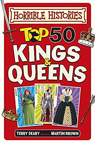 book cover of Top 50 Kings and Queens