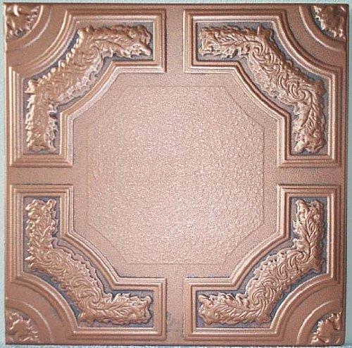 Faux Ceiling Tile Caracas Graphite