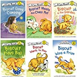 img - for I Can Read Biscuit Beginning Reading Six Book Set : Biscuit Goes Camping, Biscuit in the Garden, Biscuit Meets the Class Pet, Biscuit Plays Ball, Biscuit Wants to Play, Biscuit Wins A Prize book / textbook / text book