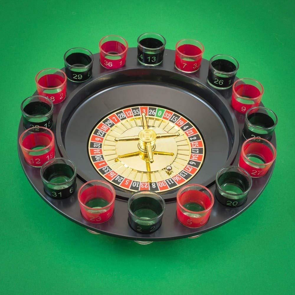 Drinking Roulette Ningbo Melody Industry Inc