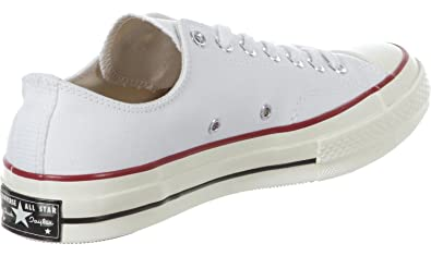 dc20a7e79562 Converse Chuck Taylor All Star 70 s Ox Low White - Black - 3.5