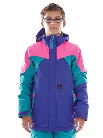 neueste Kollektion ed18c 26288 O`Neill Skijacke Snowboardjacke X-Treme blau Retro ...