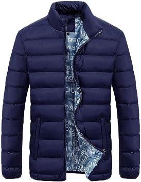 chaquetas hombre Sannysis Chándal Para Hombre abrigos ...