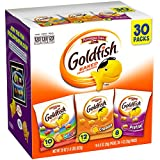 Pepperidge Farm Goldfish, Classic Mix, 30 Count Variety Pack (3 Boxes)