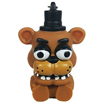 Funko Freddy de cinco noches en Freddy Squeeze llavero Figura - una figura
