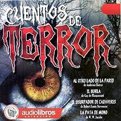 Cuentos de Terror [Terror by Night]