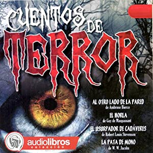 Cuentos de Terror [Terror by Night] Audiobook