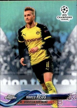 Topps Champions League 2016//17 dor 16-marco reus-borussia dortmund
