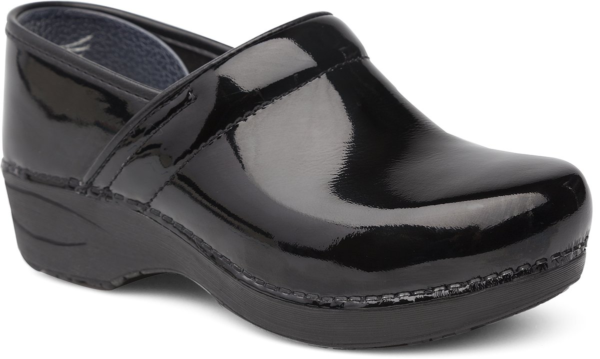 Dansko Women's Xp 2.0 Clog B078HR8WNR 40 Regular EU|Black Patent