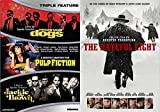 The Hateful Eight & Reservoir Dogs, Pulp Fiction & Jackie Brown DVD Quentin Tarantino Collection