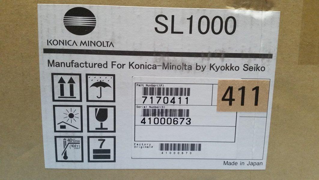 Konica Minolta SL1000 Digital Film Scanner