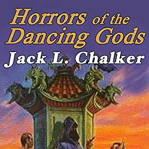 Horrors of the Dancing Gods Audiobook