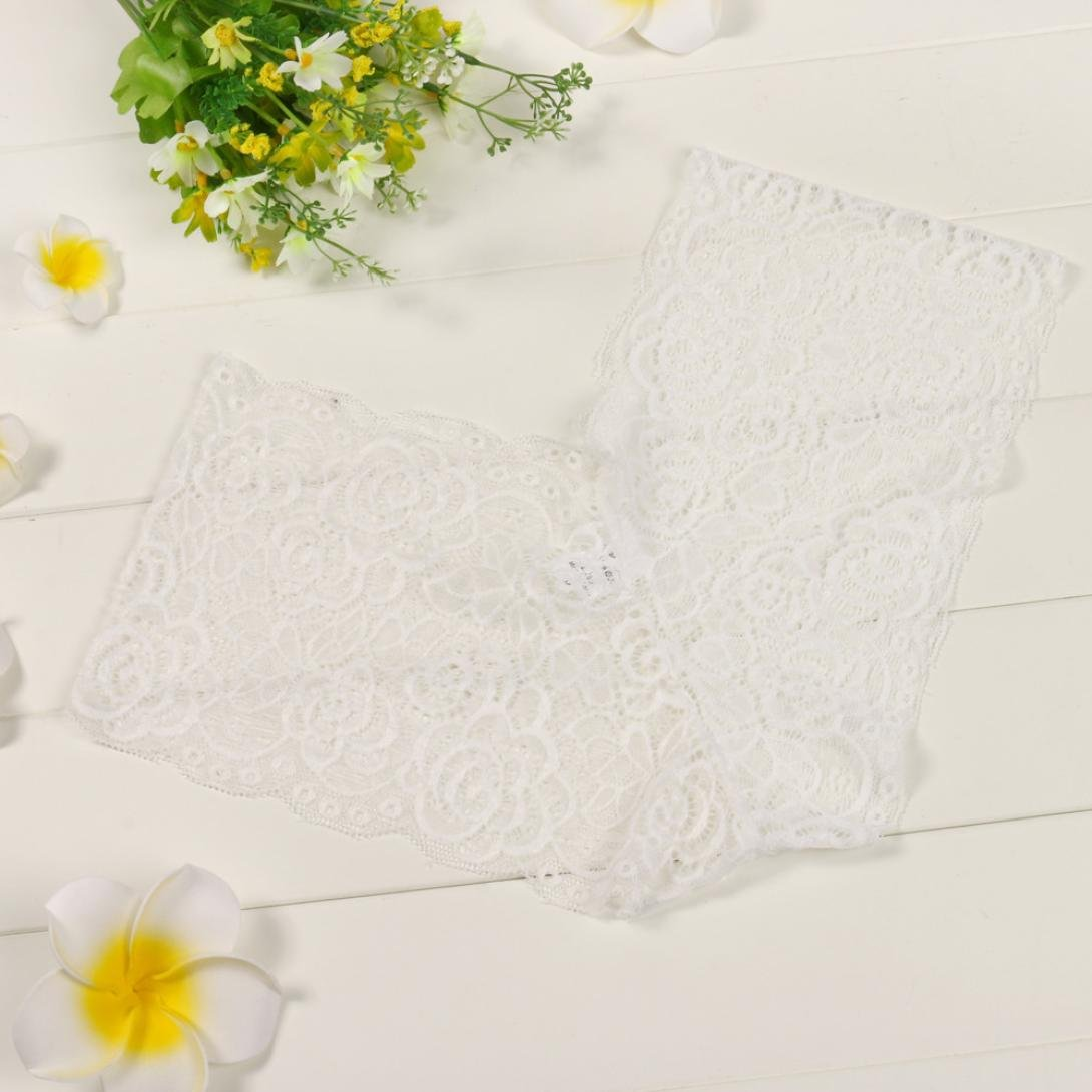 2a0ea342e40a3 Amazon.com  Qisc Women s Hip -Hugging High Waist Panty Lace Briefs Underwear  Panties  Clothing
