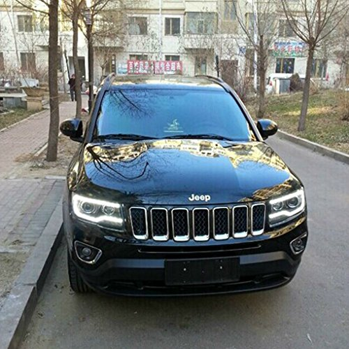 win power 2011 2013 jeep compass grand cherokee headlight. Black Bedroom Furniture Sets. Home Design Ideas