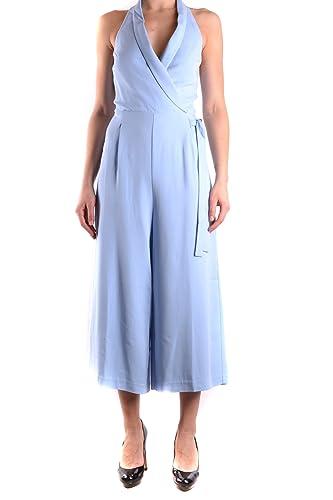 Pinko Tuta Donna Mcbi242261o Viscosa Azzurro