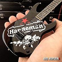 AXE HEAVEN JH-604 Jeff Hanneman Red Star Miniature Guitar Model