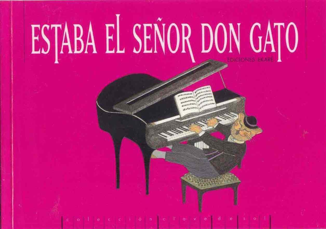 Estaba el Sr Don Gato (Clave de Sol): Amazon.es: Tradición popular ...