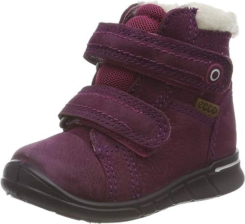 ECCO Baby Mädchen First Sneaker