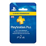 Sony PlayStation Plus Card - 365 Day Subscription (PlayStation Vita/PS3/PS4)