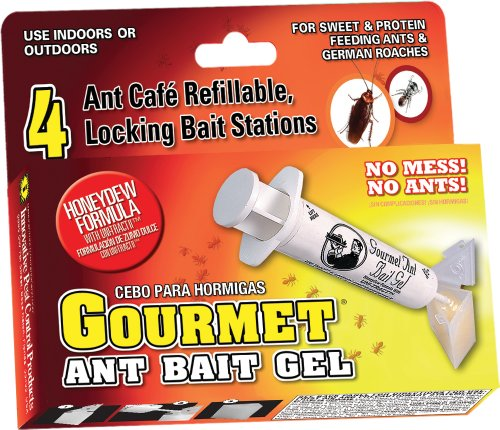 gourmet-ant-bait-gel-kit-with-4-refillable-ant-cafe-bait-stations