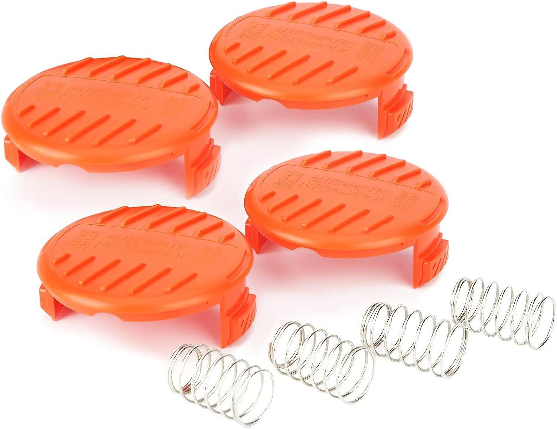 5104183-03 Trimmer Head Spool Cap Cover for Black /& Decker Trimmer