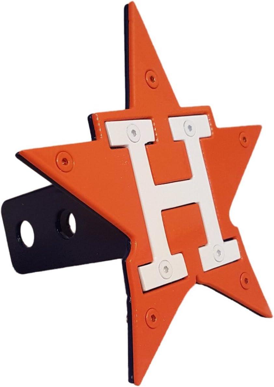 Astros Custom Star Hitch Cover