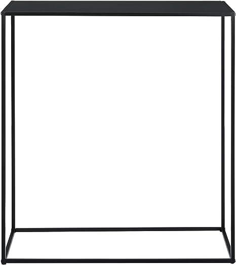 en.casa] Mesa Consola 92cm x 80cm x 32cm Mesa Pequeña Estable ...