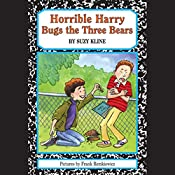 Horrible Harry Bugs the Three Bears  | Suzy Kline