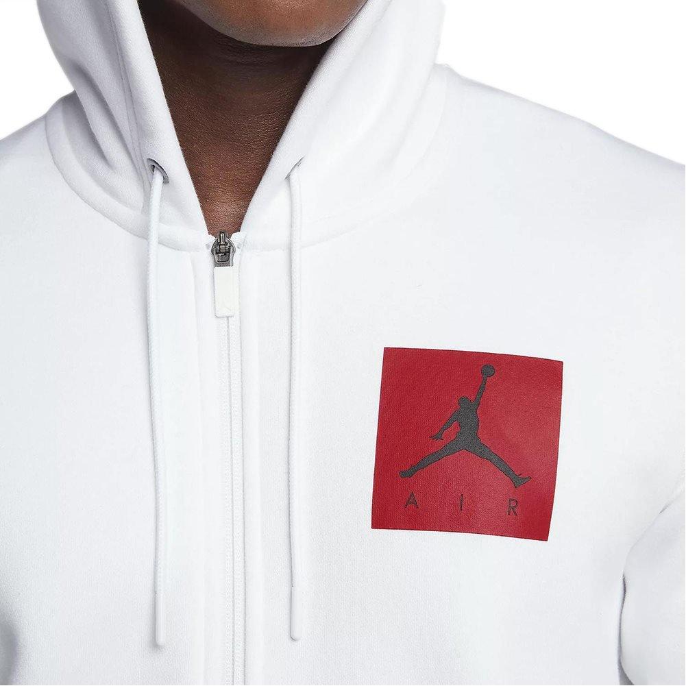 Nike Flight Fleece AJ3 FZ Sudadera de Baloncesto, Hombre: Amazon.es: Deportes y aire libre