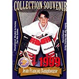 JF Damphousse Hockey Card 1999 Quebec Pee-Wee Tournament Collection #18 JF Damphousse