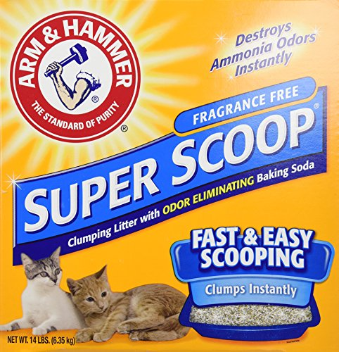 Arm-Hammer-Super-Scoop-Clumping-Litter-Fragrance-Free
