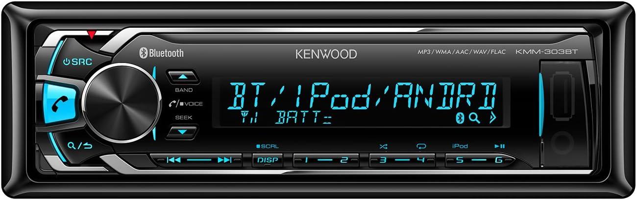 Kenwood Kmm 303bt Jvc Autoradio Cd Elektronik