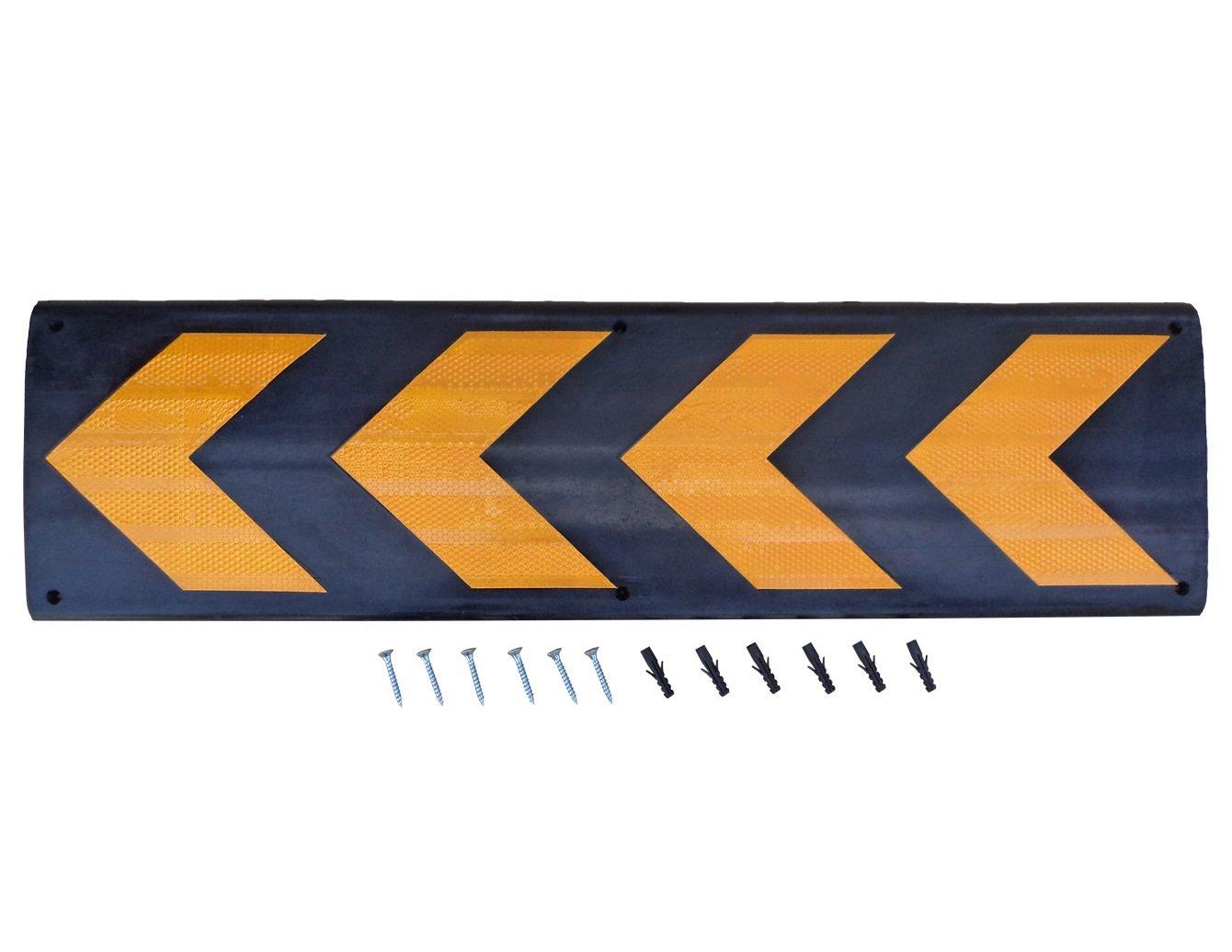 SNS SAFETY LTD Protección de goma para paredes: Amazon.es: Bricolaje y herramientas