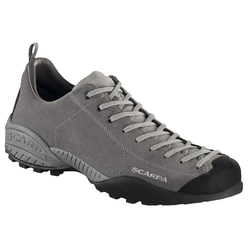Scarpa Schuhe Mojito Leder Größe 40 midgrau